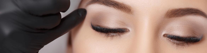 Eyebrow Tinting at Yemaya Spa